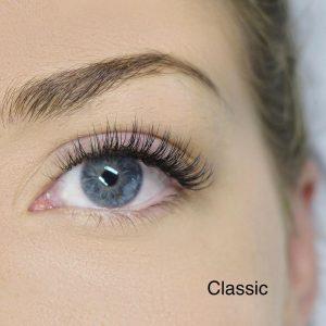 Classic Eyelash Extensions Auckland
