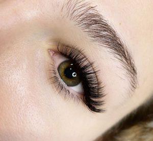 medium eyelash extensions north shore