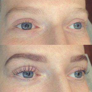 best eyebrows shape tint auckland cbd