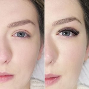 best medium volume eyelash extensions auckland